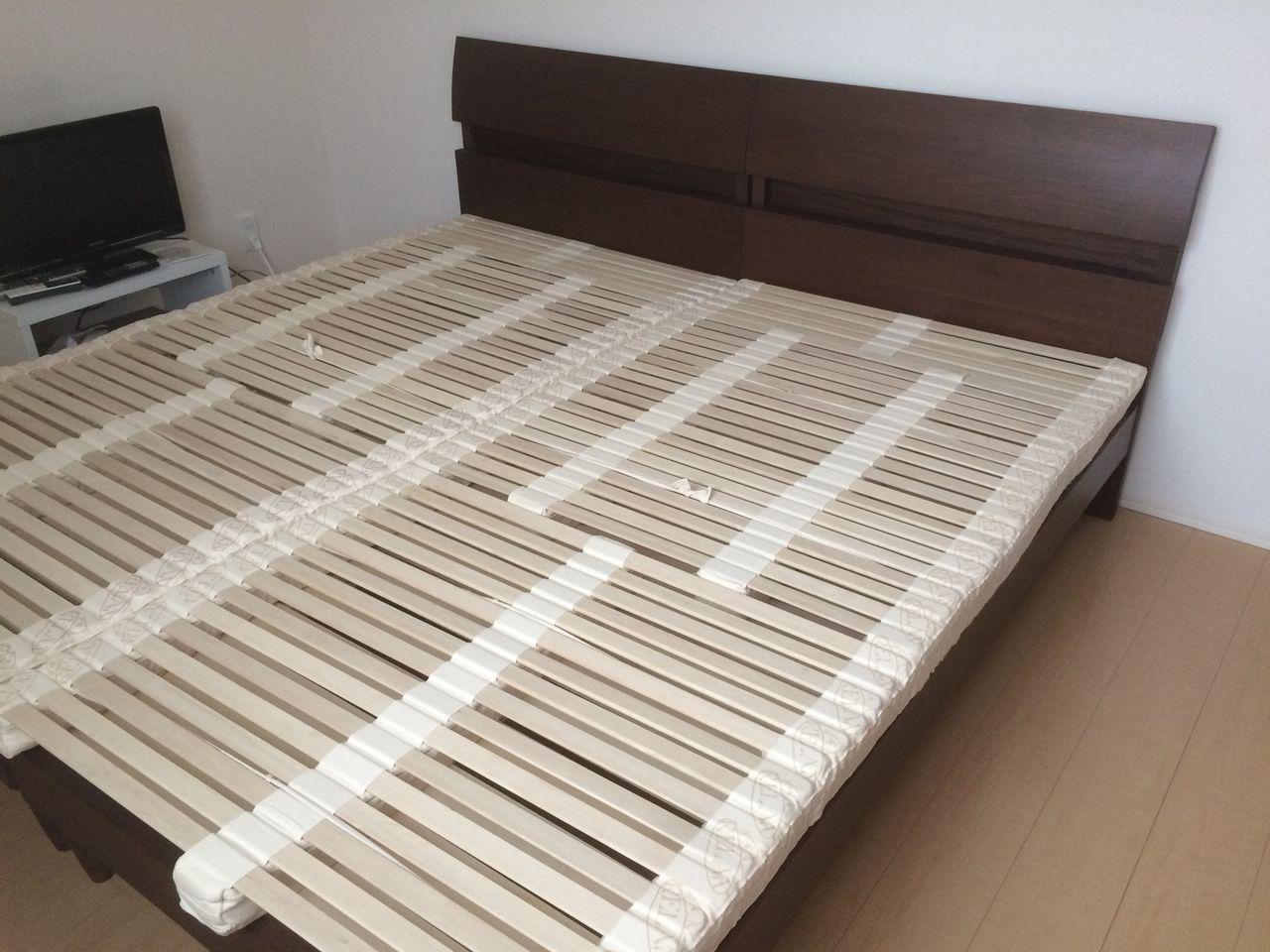 新婚の場合のベッドの選び方(納品事例より) : natural sleep 自然な