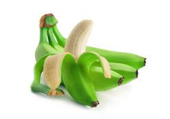 グリーンバナナ