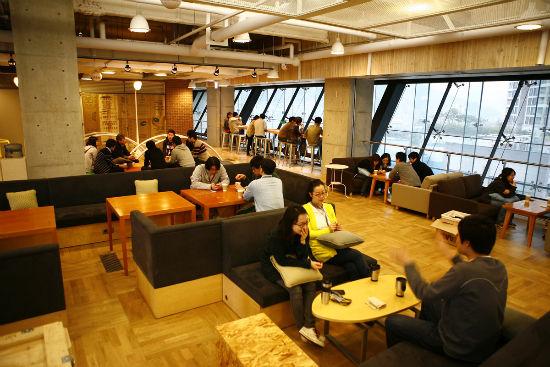 NHN Korea_cafespace