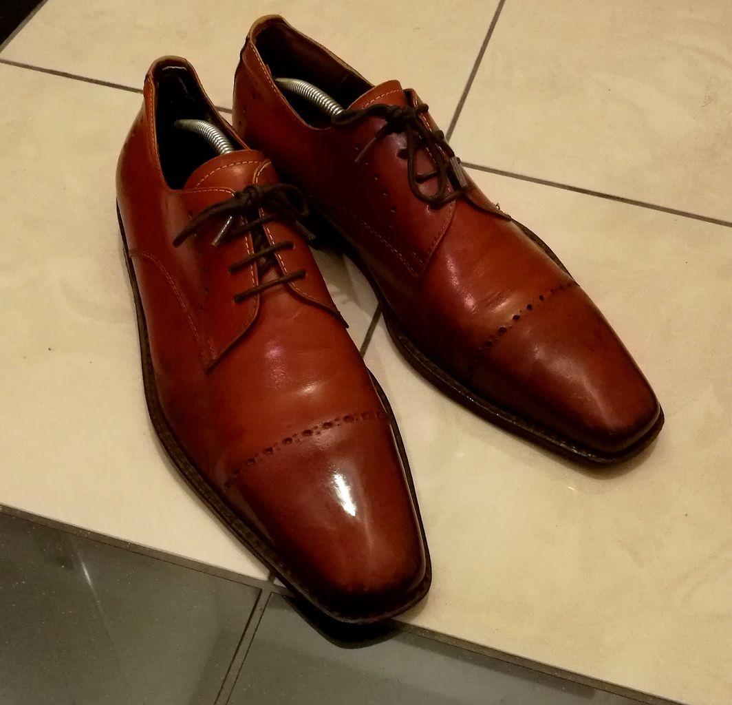 靴仕上がり