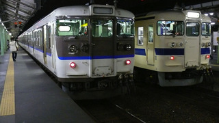下関駅到着