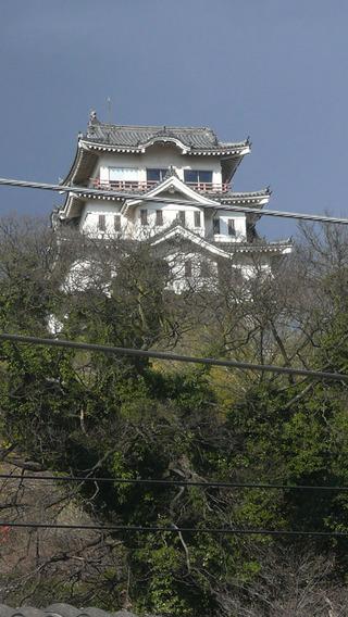 歴史的な背景が全くない尾道城01