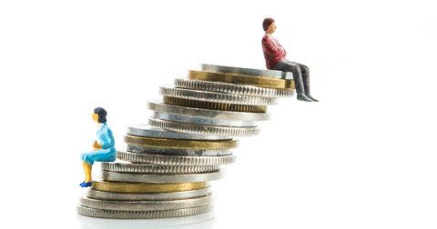 減り続ける、退職金