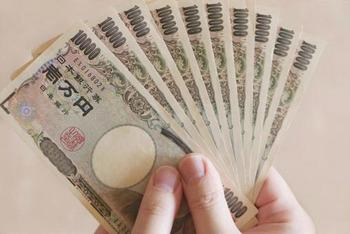 没落夫婦の、10万円はマダか