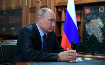 プーチンの年金