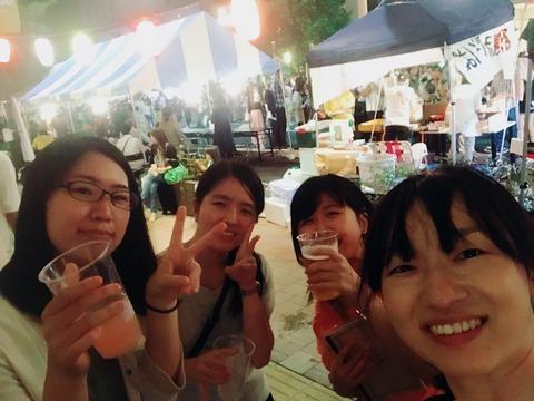 6B新人 夏の思い出 (1)