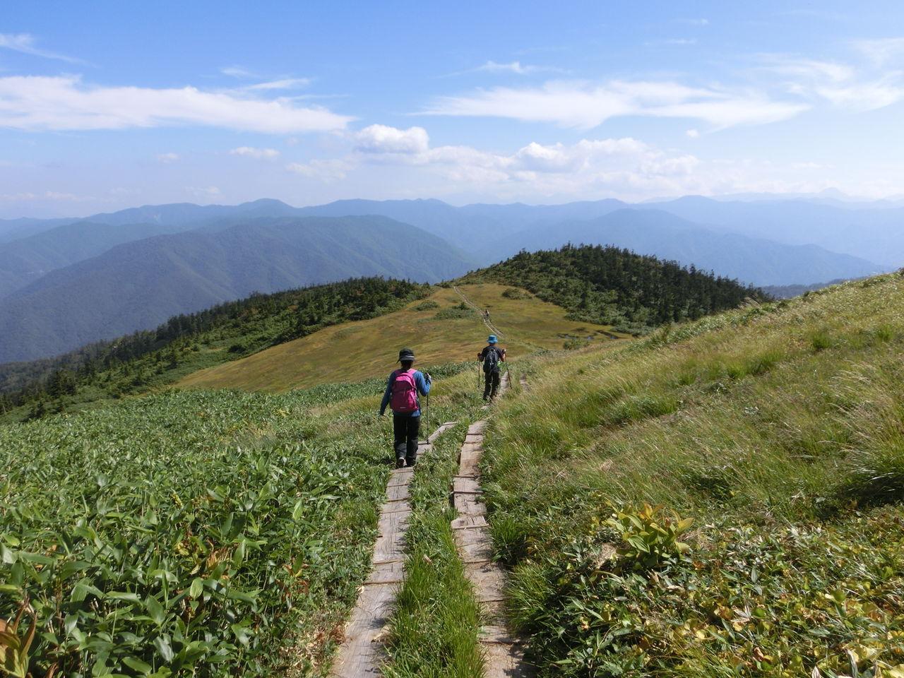NCC blog:9月21日 会津駒ケ岳