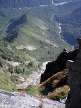 2007Oct7谷川南稜線14