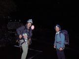 2007Oct20谷川2ルンゼ出発