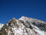2009.1.25朝日岳東南稜