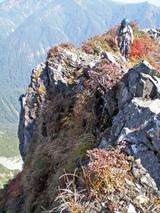 2007Oct7谷川南稜線20