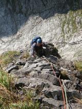 2007Oct7谷川南稜線10