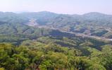 2009Apr29焼森山、鶏足山1