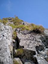 2007Oct7谷川南稜線11
