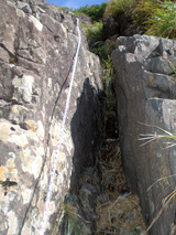 2007Oct7谷川南稜線13