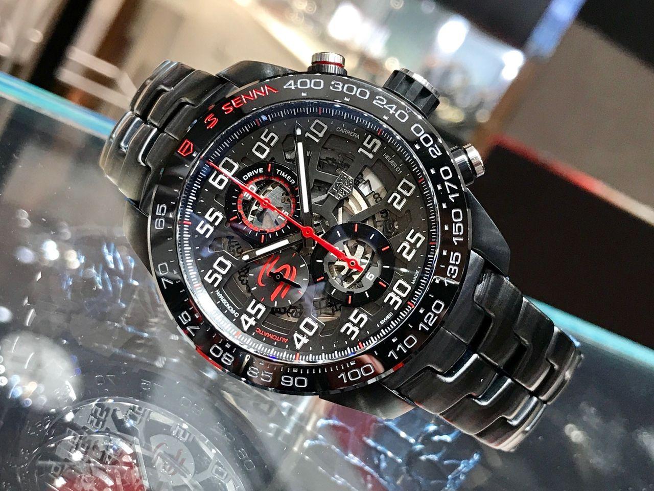 sale retailer 20808 81642 A.M.I名古屋店>アイルトン・セナ限定モデルはこの3本です ...