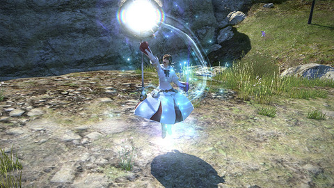 ff14白魔道士