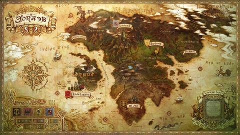 ff14地図