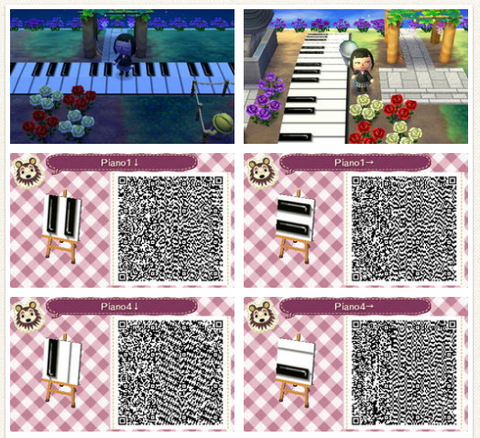 Animal Crossing Qr Codes love