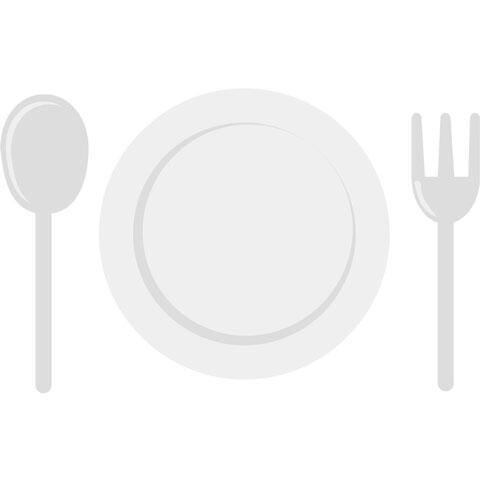 お皿とスプーンとフォーク
