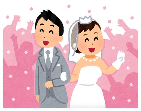 結婚 (3)