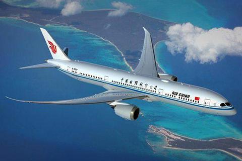 飛行機 中国