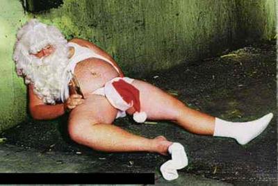 クリスマス おもしろ画像