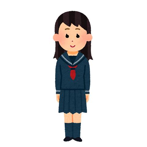 女子学生 (2)