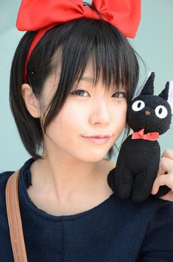 コスプレ 黒猫