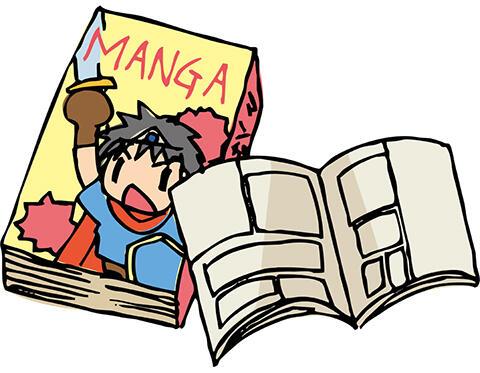 マンガ (2)