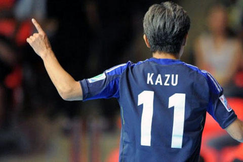 KING KAZU