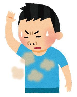 体臭-悩み