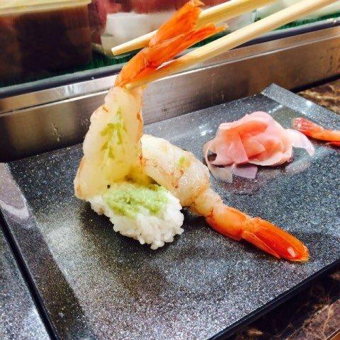 わさび寿司