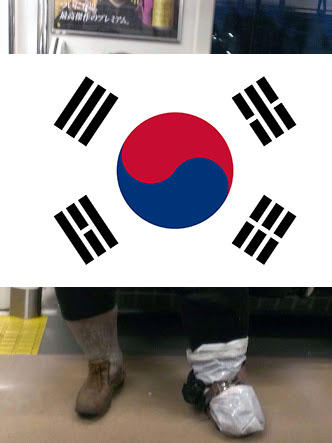 壊死ニキ 韓国 亜種