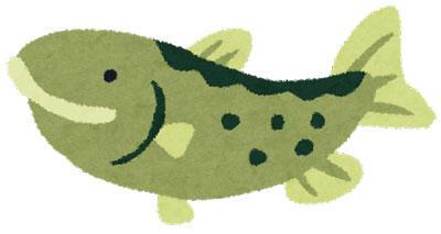 鮭のキャラクター