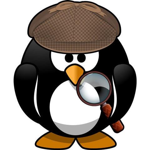 探偵のペンギン
