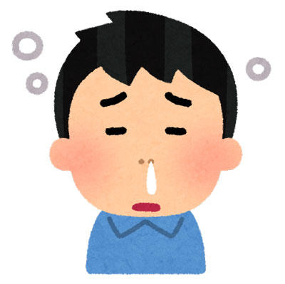鼻水 風邪