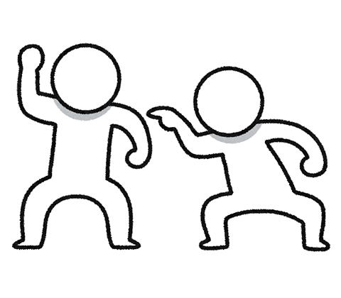 喧嘩 (4)