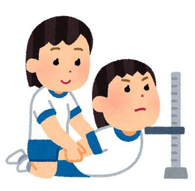 【画像あり】セクシー女優・あべみかこさんの体力測定wwwwwwww