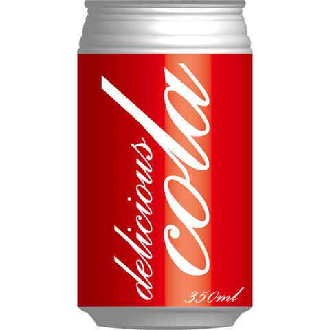 【画像あり】缶をこんな感じで飲む奴wwwwwwww