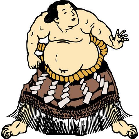 【驚愕】江戸時代の「初代横綱」身長251.5cm 体重185kg←これwwwwwwww