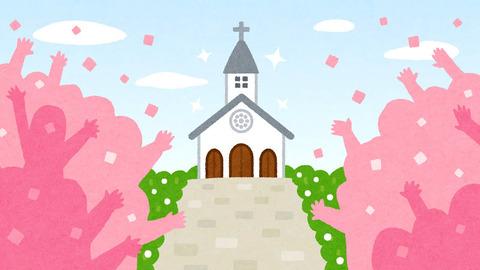 【画像あり】台風結婚式、キャンセル料300万なので仕方なく決行wwwwwwww