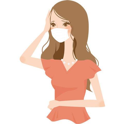 マスク 女性