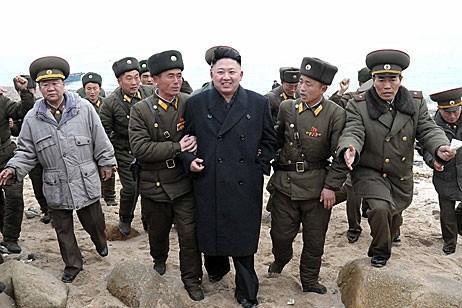 北朝鮮 緊急避難