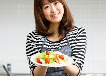 彼女 料理