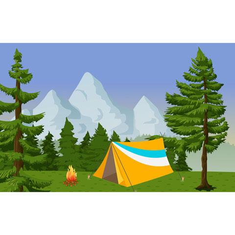 山にテント張って暮らしたいんやがwwwwwwww