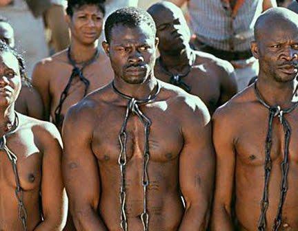 黒人 奴隷