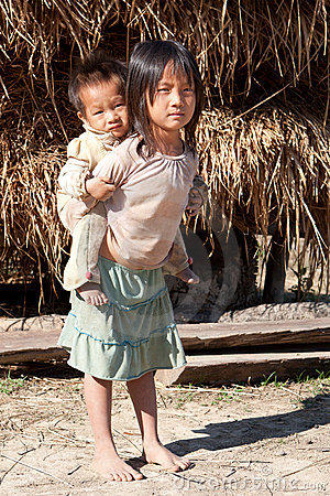 儿童-穷-19475154