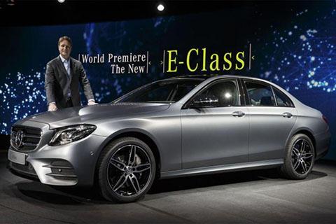 新型Eクラス