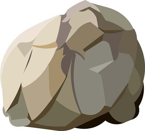 【画像あり】鬼滅の刃さん、ただの岩まで人気者にしてしまうwwwwwwww